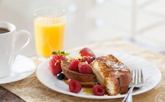 Breakfast at DC Inns